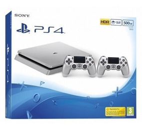 Playstation Ps4 Slim 500gbs (disponibles)