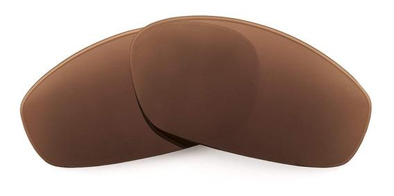 Lente Whisker Marrom Bronze Brown Polarizada