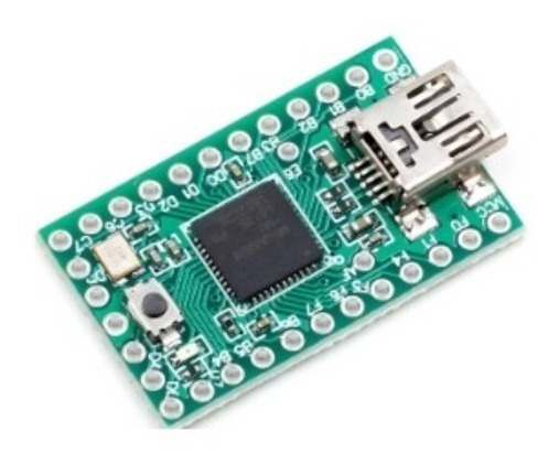 Placa Flash Teensy 2.0 Microcontrolador - Envio Imediato!