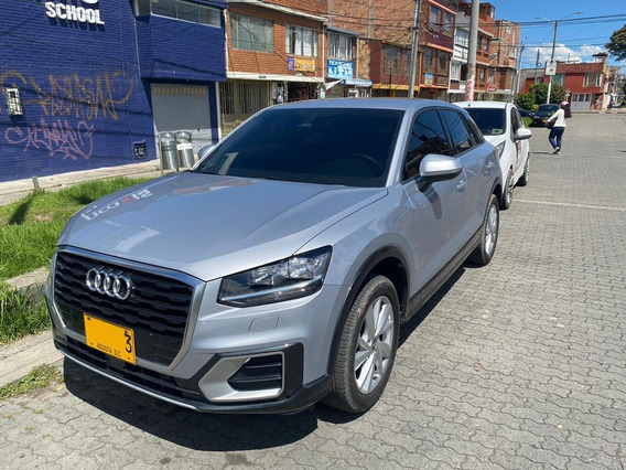 Audi Q2 1.0 2019 Plata 5 Puertas