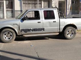 Ford Ranger 2.8 Xl I Dc 4x2, Urgente Por Separación