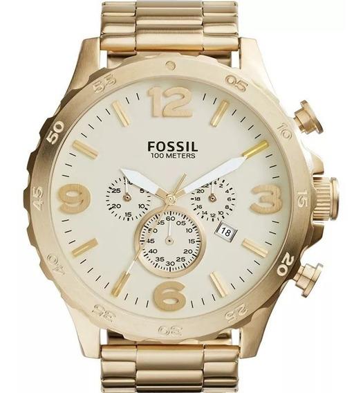 Relógio Fossil Masculino Jr1479/4xn Original Barato
