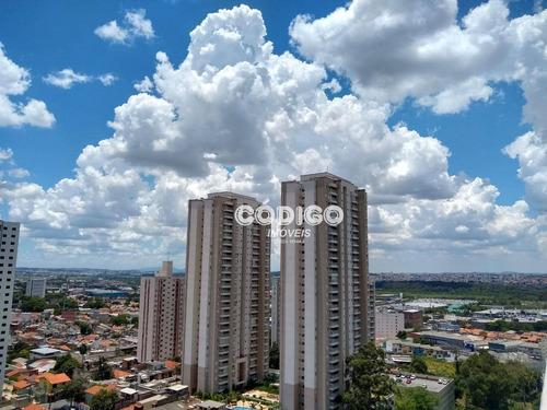 Imagem 1 de 26 de Cobertura À Venda, 125 M² Por R$ 750.000,00 - Vila Augusta - Guarulhos/sp - Co0013