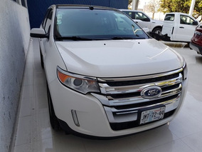 Ford Edge Limited 3.5l V6 Piel Sunroof 2011 Seminuevos
