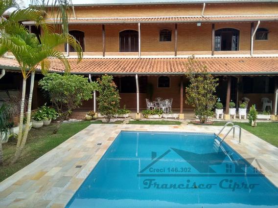 Casa A Venda No Bairro Parque Das Alamedas Em Guaratinguetá - Cs203-1