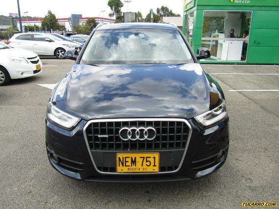 Audi Q3 Luxury Tfsi Tp 2000cc T Aa Ct