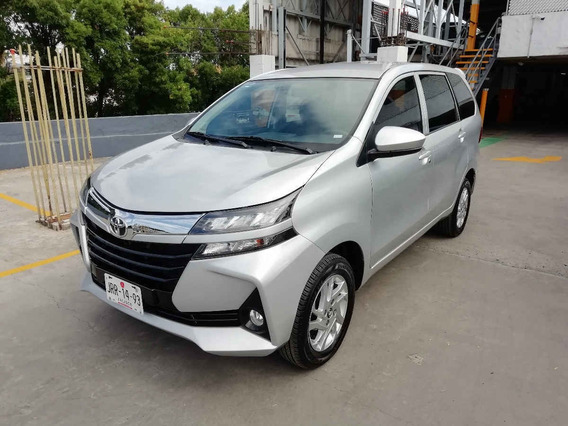 Toyota Avanza 2020 5p 1.5 Xle At
