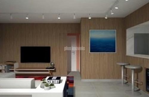 Imagem 1 de 4 de Apartamento Mobiliado 2 Dormitórios 2 Suítes 2 Vagas No Morumbi! - Pp19135