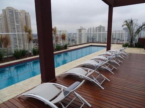 Imagem 1 de 30 de Studio Com 1 Dormitório À Venda, 38 M² Por R$ 285.000,00 - Vila Augusta - Guarulhos/sp - St0024