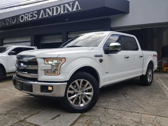 Ford F150 Lariat 2017 3.5 4wd Aut,secuencial 378