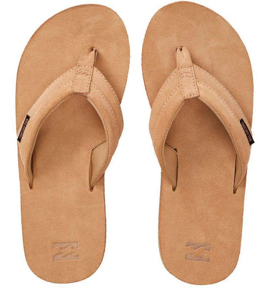 Hawaiana Hombre All Day Leather Beige Billabong