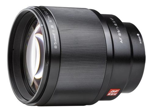 Lente Viltrox 85mm F1.8 Ii Xf Fujifilm X-t3 X-t3 X-t2 X-t30