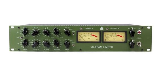 Igs Audio Volfram Stereo Fet Compressor