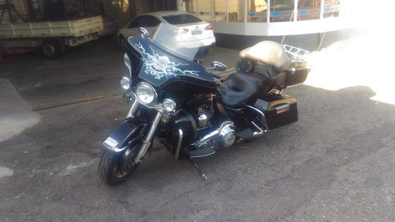 Harley Davidson Ultra Flhtk 2012