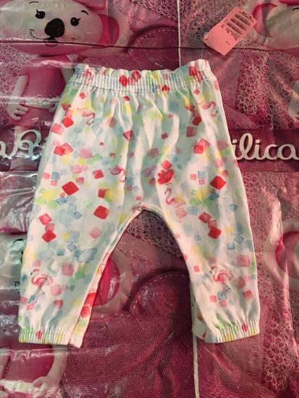 Calça Baby Lilica Ripilca Original Colorida