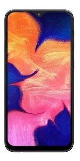 Celular Samsung Galaxy A10 Dual 2gb/32gb A105f + 2 Brindes N