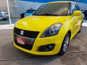 Suzuki Swift 2016 1.6 Sport Std