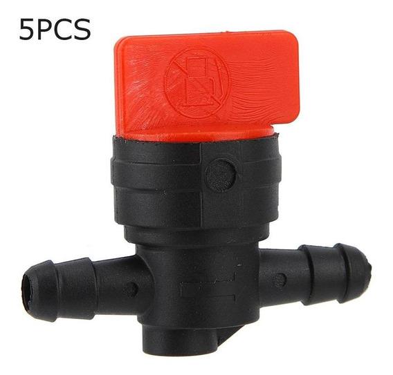 Cierre Del Combustible Diesel Gasolina//Interruptor De Válvula de cierre corte Briggs /& Stratton Clips