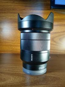 Lente Sony 24-70 Carl Zeiss E-mount