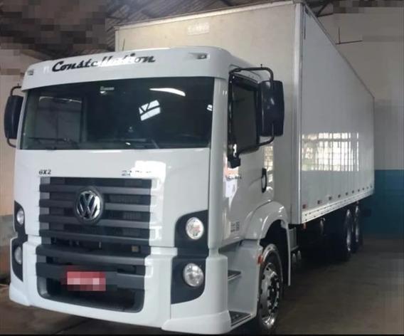 Vw 24250 Bau Truck