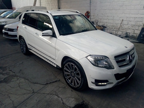 Mercedes-benz Clase Glk 3.5 300 Off Road Sport Mt 2015