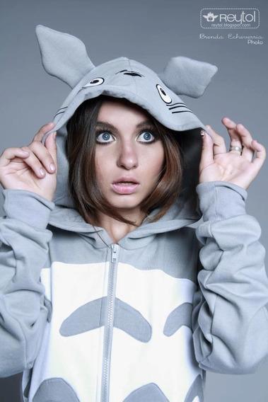 Sudadera Totoro Reytol