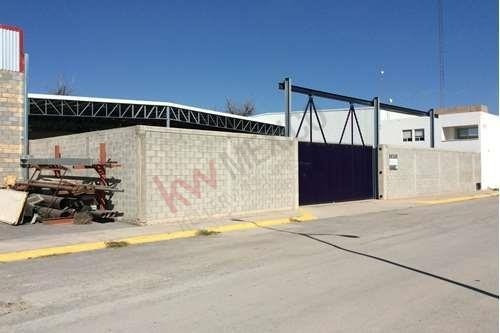 Bodega En Renta En Parque Industrial Santa Rita En Gómez Palacio, Dgo