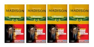 Oferta 4 Tabacos Madison Virginia