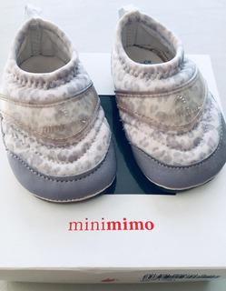 Zapatilla De Bebé Mimo & Co Número 17