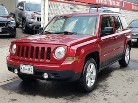 Jeep Patriot 2015 Latitude Factura Original Acepto Auto