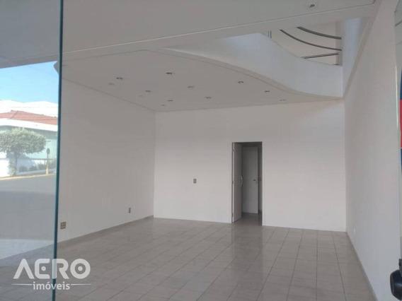 Sala Para Alugar, 100 M² Por R$ 2.100/mês - Vila Aeroporto Bauru - Bauru/sp - Sa0112