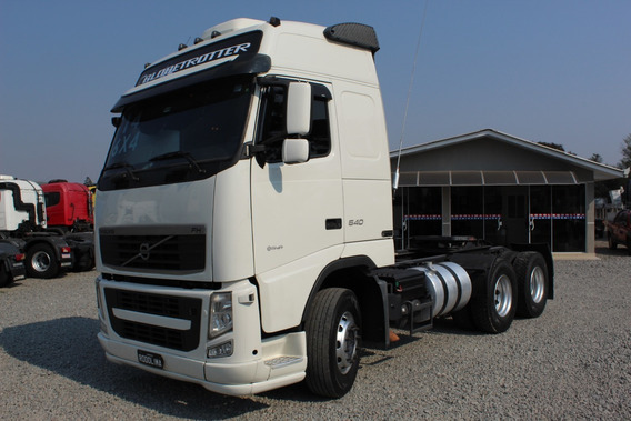 Volvo Fh 540 Globetroter 6x4 2013/2014