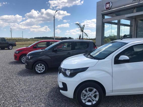 Fiat Mobi 1.0 Easy On Pop 0km Entrego Hoy!
