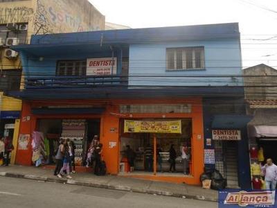 Casa Comercial Para Locação, Centro, Guarulhos - Ca0416. - Ca0416