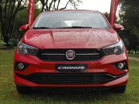 Fiat Cronos 0km 1.3 Y 1.8 Gnc / Promoción Uber