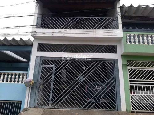 Imagem 1 de 30 de Venda Sobrado 4 Dormitórios Jardim Adriana Guarulhos R$ 720.000,00 - 35465v