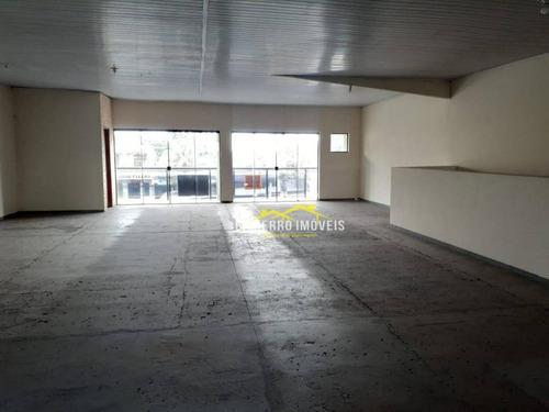 Imagem 1 de 8 de Sala Para Alugar, 95 M² Por R$ 1.300,00/mês - Vila Amorim - Americana/sp - Sa0061