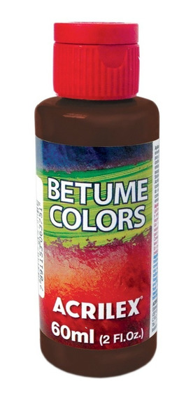 Betume Colors Tabaco Acrilex (60ml)