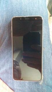Celular Samsung J6 Dorado