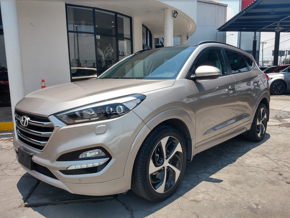 Hyundai Tucson 2.0 Limited Tech At 2018