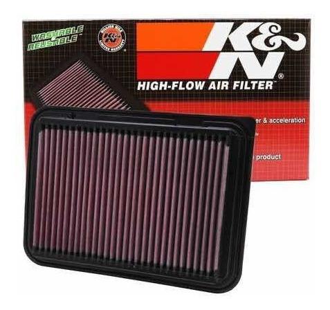 Filtro De Ar Esportivo K&n Usado Para Corolla
