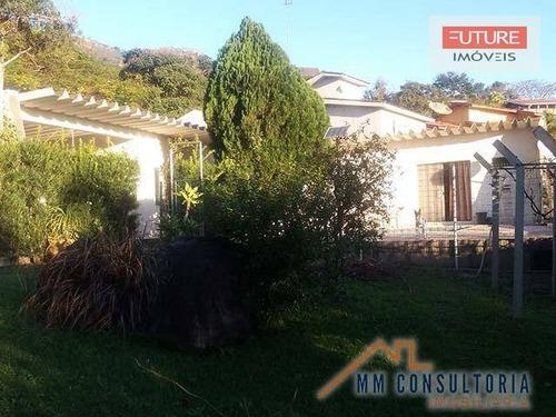 Imagem 1 de 12 de Casa Com 3 Dormitórios À Venda, 285 M² Por R$ 1.060.000,00 - Arco Íris - Atibaia/sp - Ca0004