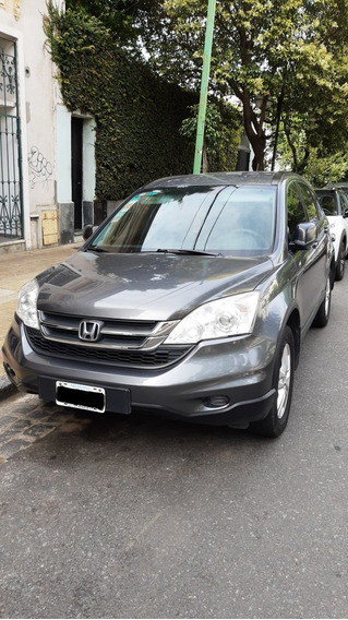 Honda Crv 2.4 Lx At 2wd