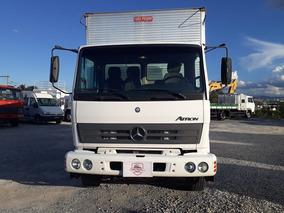 Mercedes-benz Atron 1719 (2013/2013) + Baú São Pedro 7mts