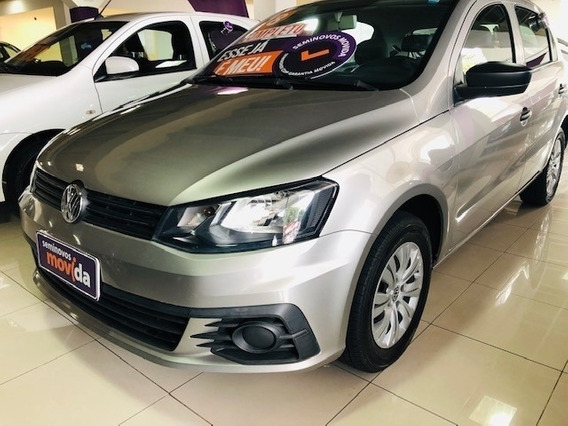 Gol 1.6 Msi Totalflex Trendline 4p Manual 34048km