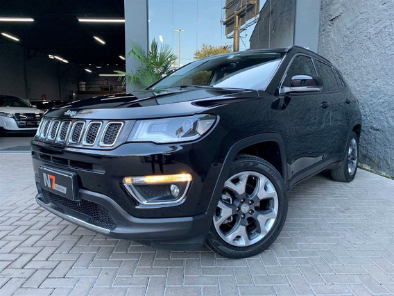 Jeep Compass 2.0 16v Flex Limited