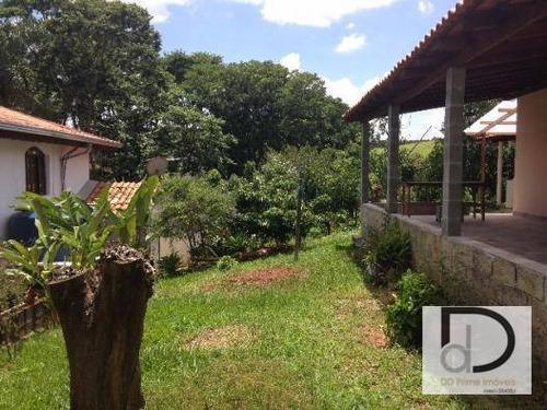 Chácara Com 2 Dormitórios À Venda, 908 M² Por R$ 570.000,00 - Monterrey - Louveira/sp - Ch0123