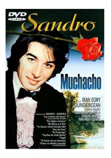 Sandro Muchacho Dvd Nuevo