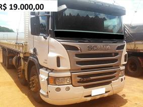 Scania P310 Bitruck Ano 2013