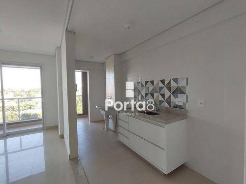 Imagem 1 de 11 de Apartamento Com 2 Dormitórios Para Alugar, 78 M² Por R$ 1.800,00/mês - Jardim Maracanã - São José Do Rio Preto/sp - Ap7920